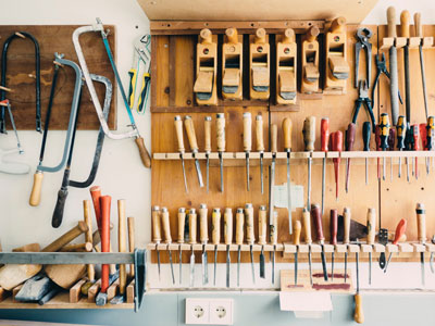 Werkzeugbank