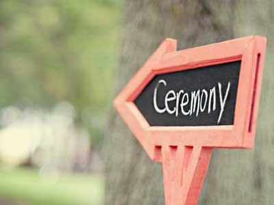 Schild Ceremony
